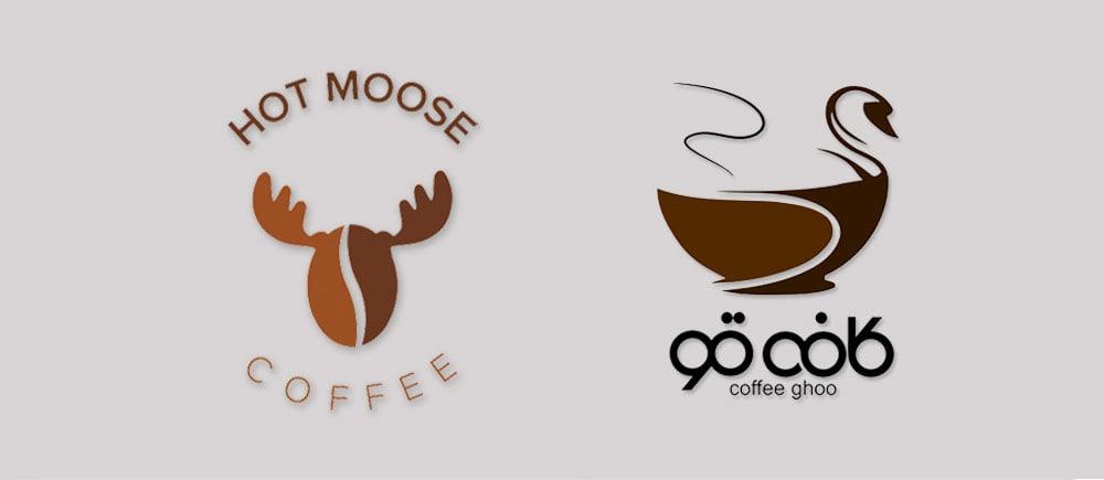 روانشناسی رنگ قهوه ای در طراحی لوگو