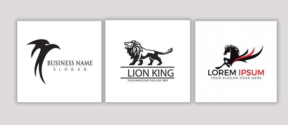 استفاده از تصاویر حیوانات در طراحی لوگو