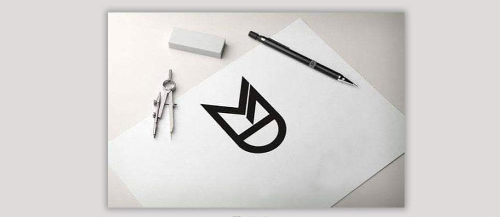 ایده پردازی و اتود در طراحی لوگو