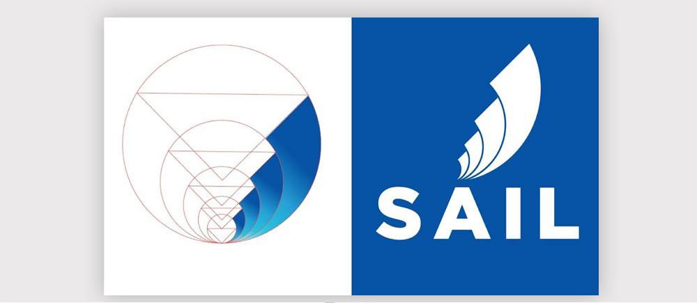 استفاده از نسبت طلایی در طراحی لوگو