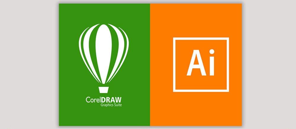 استفاده از نرم افزار در طراحی لوگو