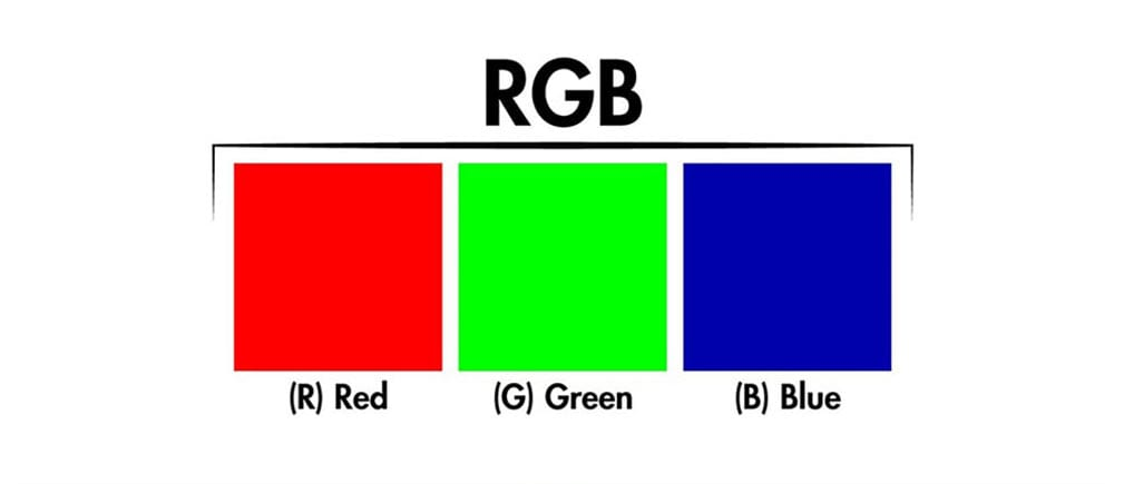 مدل rgb